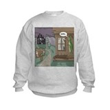 The Fishing Bates Motel Sweatshirt