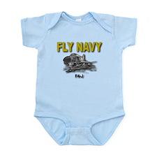 F4 J Infant Bodysuit