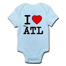 I Love The ATL Infant Bodysuit