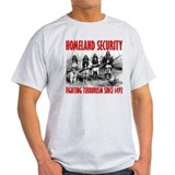 Funny Anti terrorism T-Shirt