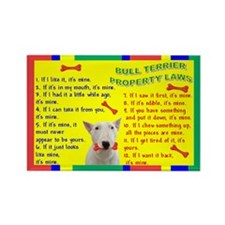 Cute Animal law Rectangle Magnet (100 pack)