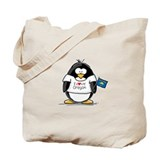 Oregon Penguin Tote Bag