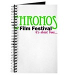 Chronos Logo Journal