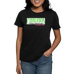 Chronos Logo Women's Dark T-Shirt