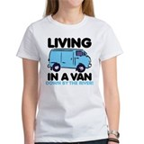 Living in a van Tee