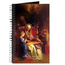 Saint Anne, Education of Mary Journal
