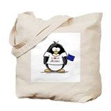 Alaska Penguin Tote Bag