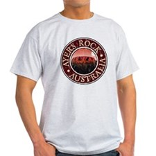 Ayers Rock - Distressed T-Shirt