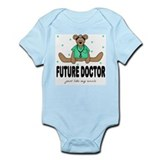 Cute Just like my uncle Infant Bodysuit
