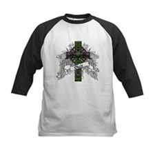 Blair Tartan Cross Tee