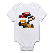 Speed Racer Infant Creeper