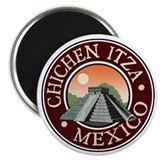 Chichen Itza Magnet