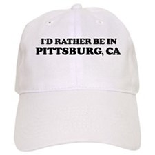 Rather: PITTSBURG Baseball Cap