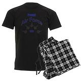 Air force Men's Pajamas Dark