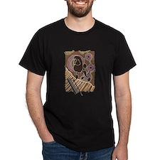 Dreamtime Poodle T-Shirt