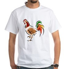 Colorful Rooster Shirt