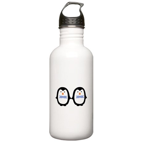 Teo Male Penguins Stainless Water Bottle 1.0L