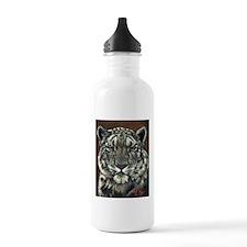 SNOW LEOPARD III Sports Water Bottle