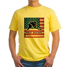 Grunge USA Field Hockey T