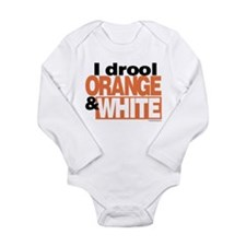 Tennessee vols Long Sleeve Infant Bodysuit