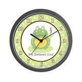 Freddy the Frog Clock - Ms. Barbara's Class