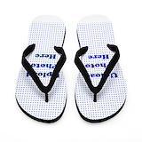 Custom photo flip flops Flip Flops