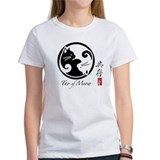 Unique Cat kanji Tee