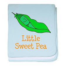 Little Sweet Pea baby blanket