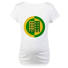 Unser Hafen Populace Maternity T-Shirt