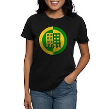 Unser Hafen Populace Women's Dark T-Shirt