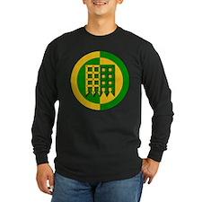Unser Hafen Populace Long Sleeve Dark T-Shirt