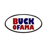 Buck Ofama Patches