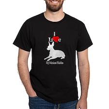 Mexican Hairless Dog Black T-Shirt