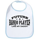 Future Banjo Player Bib