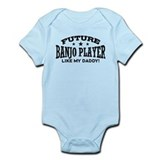 Future Banjo Player Infant Bodysuit
