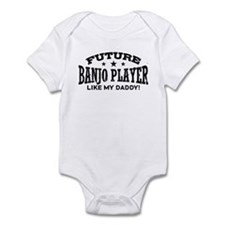 Future Banjo Player Infant Bodysuit