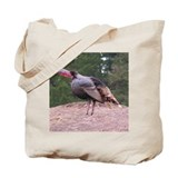 Gobbling Turkey Tote Bag