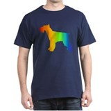 Miniature Schnauzer Black T-Shirt