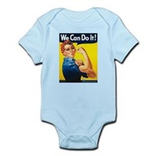 Unique Democrat kid Infant Bodysuit