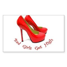 Cute Stilettos Decal