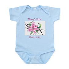 Mommy's Little Flower Bud Infant Bodysuit
