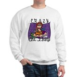 Crazy Cat Lady [Red Head] Jumper
