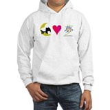 Tapir Loves Dream Hoodie Sweatshirt