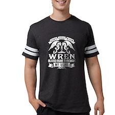 IHEARTGENERALHOSPITAL.png 3/4 Sleeve T-shirt (Dark