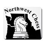 Northwest Chess Mousepad