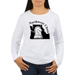 Northwest Chess Women's Long Sleeve T-Shirt
