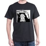 Northwest Chess Dark T-Shirt