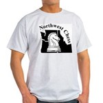 Northwest Chess Light T-Shirt