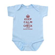Diabetes Infant Bodysuit