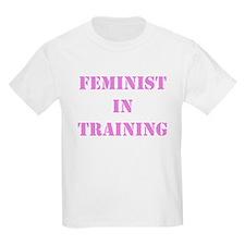 femintr_pink T-Shirt
